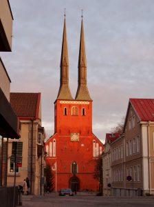 Fakta om Växjö
